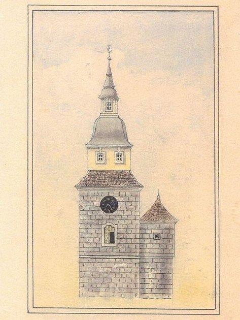 Kde je tato věž?