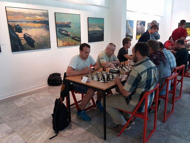 Hořice - Krajský přebor šachistů