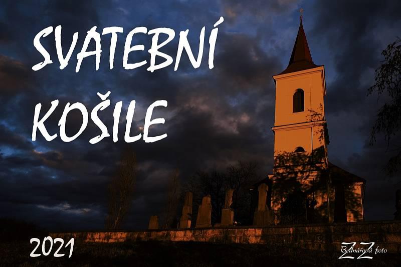 Aktivní Lukaváci fotili záběry z Erbenovy Svatební košile v márnici v Lázních Bělohrad.
