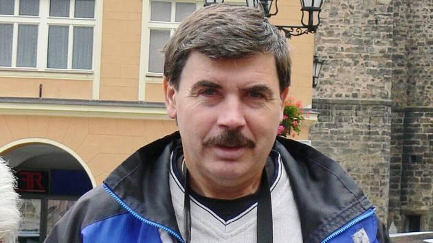 Josef Dvořák.