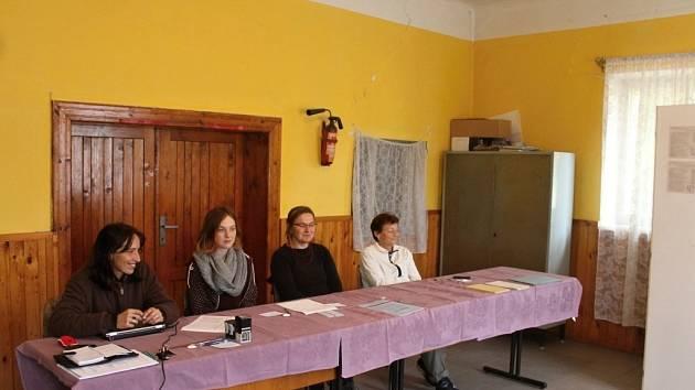 Volby na Jičínsku.
