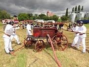 Markvartičtí hasiči oslavili sto třicet let