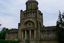 Masarykova věž samostatnosti v Hořicích.