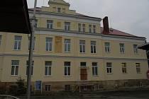 Hořická Městská nemocnice.
