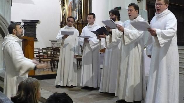Schola Gregoriana.