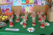Velikonoční výstava v Lázních Bělohrad