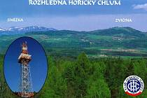 Rozhledna Hořický Chlum.