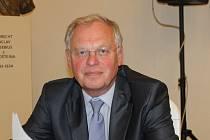 Jan Malý, starosta Jičína.