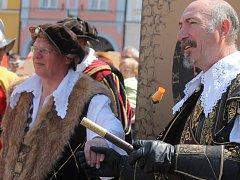 Valdštejnské slavnosti v Jičíně vypuknou 18. až 20. května.