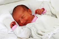 ZUZANA SERBUSOVÁ se narodila 26. ledna s váhou 3,2 kg jako první děcko Věře a Michalovi Serbusovým. Domovem trojlístku je Činěves.