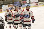 První mečbol hokejisté Jičína nevyužili.