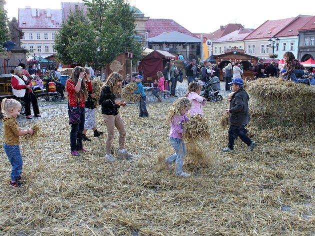 Z festivalu Jičín - město pohádky.