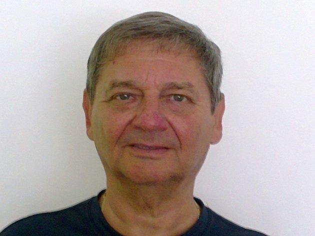 Viktor Kubíček.