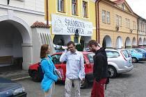 Z festivalu Šrámkova Sobotka.
