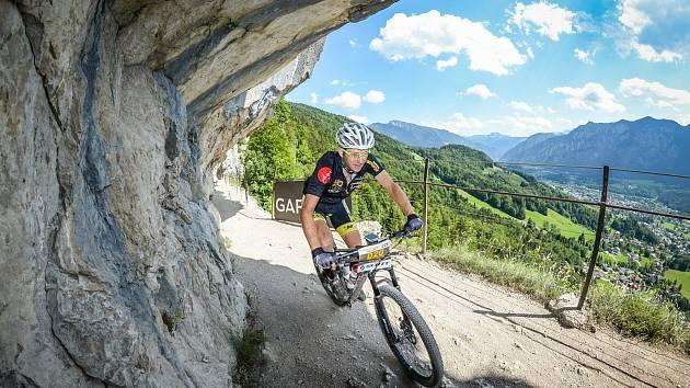 Nová Paka - Snímky z loňských závodů novopackého ultracyklisty Daniela Polmana v Dolomitech a Rakousku