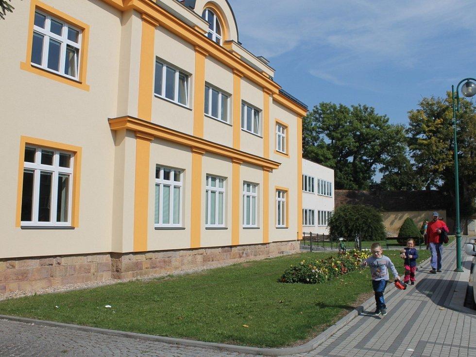 Návštěvou v Lázních Bělohradě.