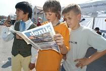 Zajímavé čtení v našem deníku i pro mládež...