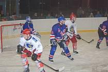 Hokejové utkání HC Jičín – SK Třebechovice p.O.