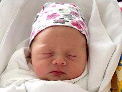 MARIÁNKA BRENDLOVÁ přišla na svět 16 května. Po porodu vážila 2,70 kg a měřila 48 cm. Rodiče Ladislava a Martin Brendlovi si Mariánku odvezou domů do Vidochova, kde čeká dvouletá Jolanka.