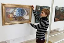 LENKA PATKOVÁ je novou historičkou umění jičínského muzea. Je kurátorkou výstavy Poklady sbírek II.