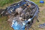 Tragická nehoda na Novobydžovsku.