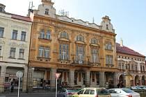 Novopacký hotel Centrál.
