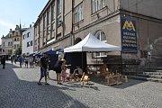 Atrakce najdete na Masarykově náměstí, doprovodný kulturní program na dvorku MKS i v muzeu.