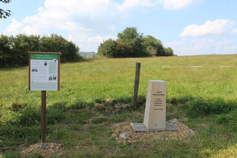 Nový pomník bude slavnostně odhalen v neděli 19. září.