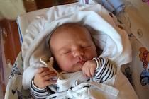Tomáš Kuřík se narodil 26. srpna s mírou 49 cm a váhou 4,2 kg. Šťastnými rodiči jsou Vladimíra a Karel Kuříkovi. Doma bude v Lázních Bělohradě.