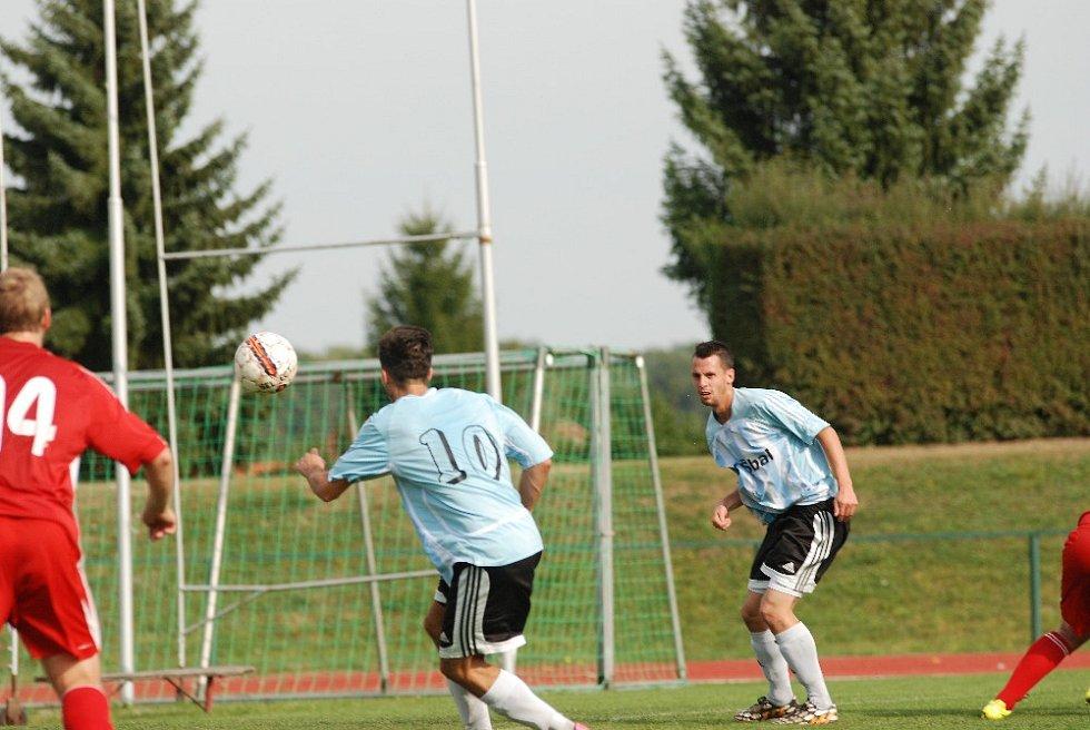 Utkání SK Jičín - SK Libčany.