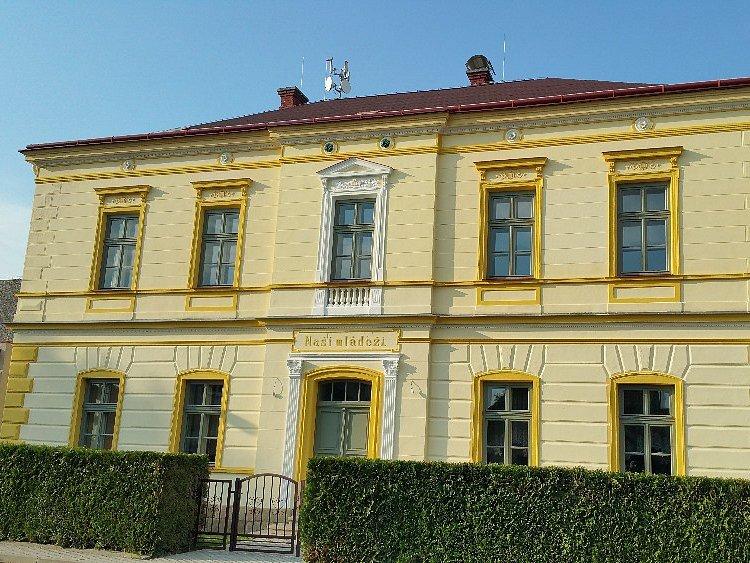 Bývalá škola prošla rekonstrukcí