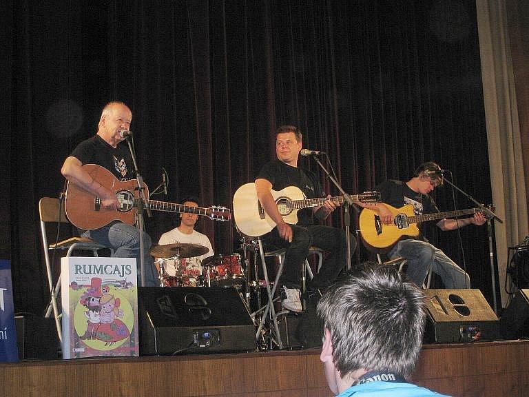 Koncert Radima Hladíka.
