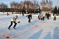 První zimní Konecchlumské hry.