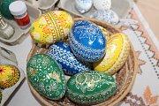 Velikonoční výstava v Lázních Bělohradu.
