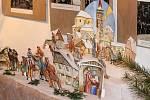 Vánoce v Muzeu přírody Český ráj na Prachově.