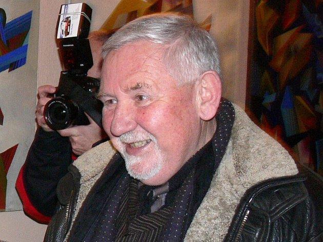 Vladimír Burjánek.