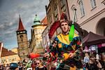 Jičín - město pohádky. Středeční zahájení festivalu.