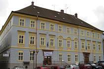 Budova lomnického muzea.