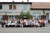 Sjezd rodáků a přátel Lukavce.