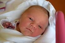 Natálie Vojtěchová se usmívá na svět od 9. července, kdy se narodila s mírou 50 cm a váhou 3,63 kg. Společně s rodiči Kateřinou Novotnou a Janem Vojtěchem bude bydlet v Chlumci nad Cidlinou, kde už čekají dva starší sourozenci.