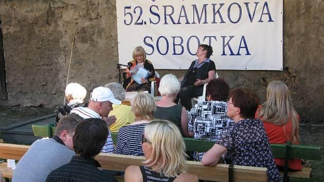Ze Šrámkovy Sobotky 2008.