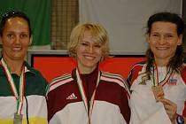 Jaroslava Vaněčková (vpravo).