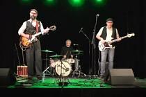 Koncert z hořické radnice - kapela St. Johnny.