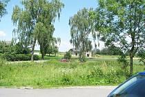 Z cyklotrasy směrem k Syřenovu.