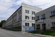 Provozovna firmy Hacar v Hořicích.