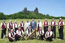 Kyzivátova dechová hudba Libáň.