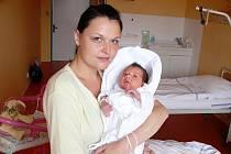 Denis Suchý spatřil poprvé světlo světa 1. září. Narodil se  s váhou 3,1 kg a mírou 48 cm. Z přírůstku do rodiny se radují maminka Petra Herfurtová, otec David Suchý a také dvouletá sestřička, všichni se na miminko těší doma v Dobré Vodě u Hořic.