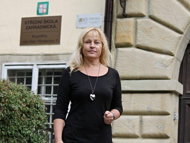 Lenka Nosková.