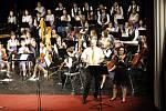 Koncert k 80. narozeninám Základní umělecké školy J. B. Foerstera v Masarykově divadle.