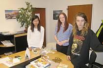 Studenti jičínského Lepařova gymnázia uspořádali sbírku pro Sýrii.